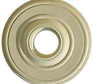 Потолочная розетка из гипса Р/027