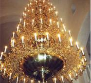 Дворцовая люстра