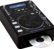 CD/MP3 програвач. Професійний програвач GEMINI MPX-40