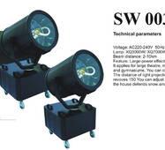 Зенітний прожектор. Прожектор SW_003/SW_007