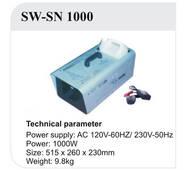 Генератор снега SW- SN 1000 snow machine