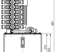 Промислова гідравлічна станція UHMZ25x Ponar