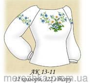 Заготовка сорочки для вышивки бисером FR 13-11