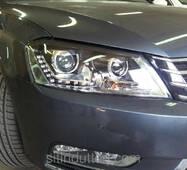 Биксеноновые фары Volkswagen 2012 Passat B7