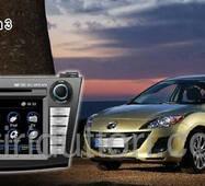 GPS Штатное головное устройство для Mazda 3 2010 года (E7584NAVI)