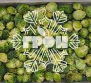 Заморожені овочі - капуста брюссельська