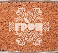 Заморожена морква різана (кубик 10*10мм)