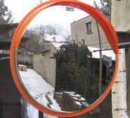 Дзеркала безпеки з нержавіючої сталі Steel 600