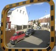 Зеркало безопасности для производства INDU 600*800