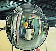 Внутрішнє сферичне дзеркало К 500