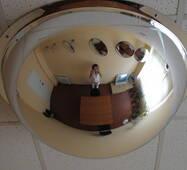 Панорамне купольне дзеркало 1000/360