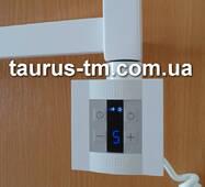 Квадратний білий ТЭН: екран  управління  таймер (під настінний пульт ДУ). Польща