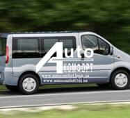 Блок правий (вікно з кватиркою) на Renault Trafic, Opel Vivaro, Nissan Primastar