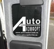 Заднее стекло (распашонка правая) с электрообогревом на автомобиль Opel Combo C (2001–2011) (Опель Комбо C (2001–2011)