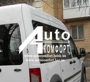 Задній салон, праве вікно, (довга база) Ford Transit (Tourneo) Connect (Форд Транзит (Торнео) Коннект) LWB