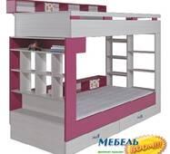 Кровать двухъярусная KOMI 14 PL- Meblar