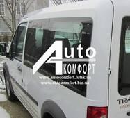 Задній салон, ліве вікно, (коротка база) Ford Transit (Tourneo) Connect (Форд Транзит (Торнео) Коннект) SWB