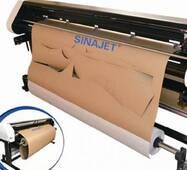 Режущий струйный плоттер SINAJET  POPJET 1600-G