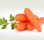 Морква Без серцевини за 20 г