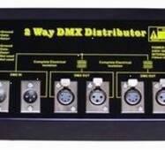 Двоканальний DMX сплітер DM-2R