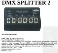 DMX SPLITTER 2