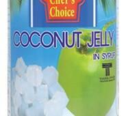 Кокосовое желе в сиропе 565 г