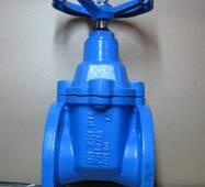 Засувка чавунна фланцева 2110 клинова GGG40 PN16 DN50 JAFAR