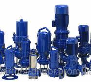 Насосы погружные для загрязнённых жидкостей Hydro-Vacuum