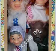 """Ляльковий театр """"Маша і ведмідь"""""""