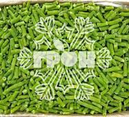 Замороженные овощи - фасоль стручковая резанная