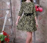 Платье подростковое для девочки 013