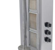 Апарат для шаурми Pimak М075 газ