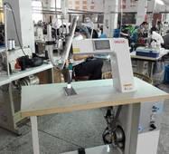 Машины для герметизации швов обуви, палаток, резиновых лодок, курток и пр.