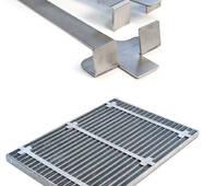Підпірки з нержавіючої сталі