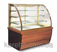 Холодильная кондитерская витрина ВХК (Д) Дакота 1,5