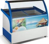 Витрина для мороженого VENUS 36 ELEGANTE CRYSTAL