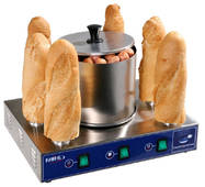 Аппарат для  хот-догов АПХ-Ш Кий-В
