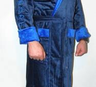 Мужской халат Спорт