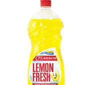 Lemon Fresh - рідина для миття посуду - жовтий