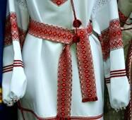 Вишиванка -сукня жіноча