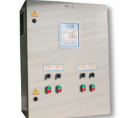Шкафы управления оборудованием насосных