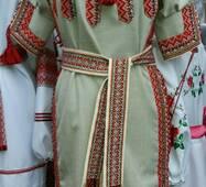 Вышиванка- платье женское