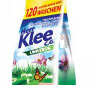 Універсальний пральний порошок Herr Klee Universal 10кг
