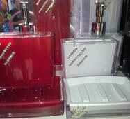Шикарный набор  из 4 предметов для ванной комнаты