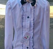 Шкільна блуза для дівчаток