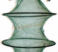 Сажалка сумка 3 кільця 36*80см.