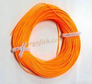 Шнур нахлыстовый WT-8F 30m(100ft) Orange