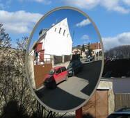 Наружное обзорное зеркало UNI 900