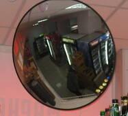 Выпуклое обзорное зеркало К 600