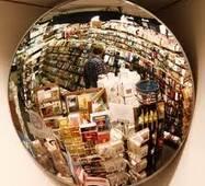 Внутреннее обзорное зеркало К 800